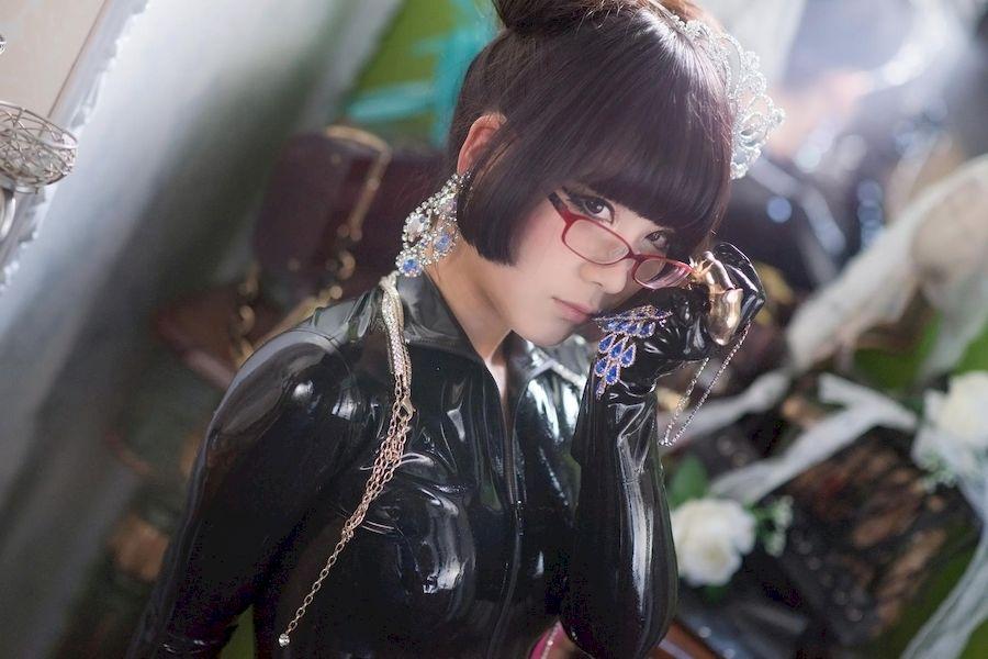 Eri Kitami北見えり(北见绘里)乳胶衣Cosplay猫女郎「一」
