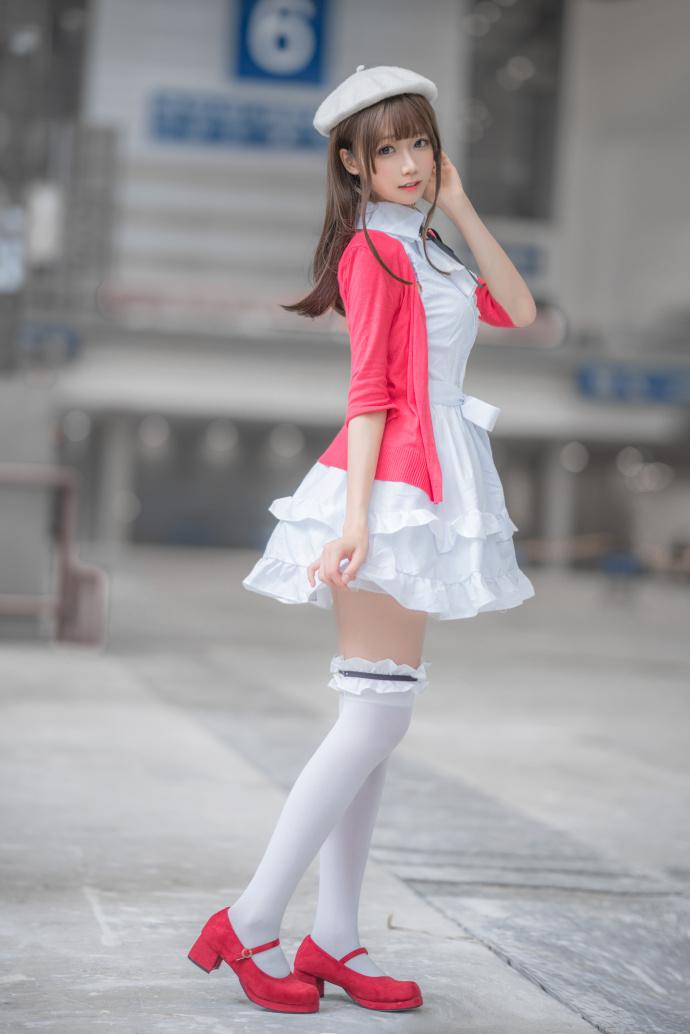 《路人女主的养成方法》Coplay加藤惠 漫展场照!